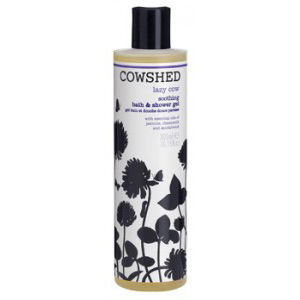 Cowshed Lazy Cow - Gel Douche & Bain Apaisant (300 ml)