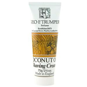 Geo. F. Trumper Shave Cream Tube - Coconut 75gm