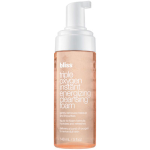 Mousse Démaquillante bliss Triple Oxygen Energizing Cleansing Foam 148ml