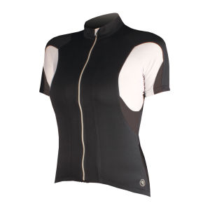 Endura Women's FS260 Pro SS FZ Cycling Jersey