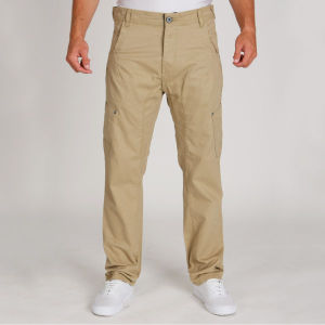 55 Soul Men's Ringer Slim Leg Chino - Taupe