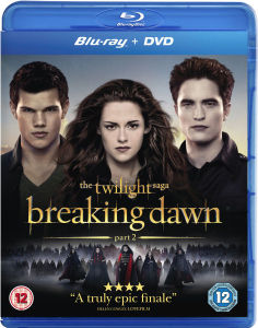 The Twilight Saga: Amanecer - Parte 2 (Blu-Ray y DVD)