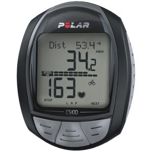 Polar CS100 Cycle Computer