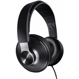 Philips SHP8000/10 Hi-Fi Headphones - Black