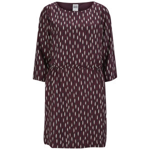 Vero Moda Women's Burina Tally Dress - Winetasting