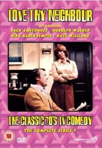 Love Thy Neighbour - The Complete Series 7