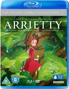Arrietty (Single Disc)