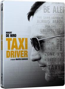 Taxi Driver - Zavvi Exclusive Limited Edition Steelbook