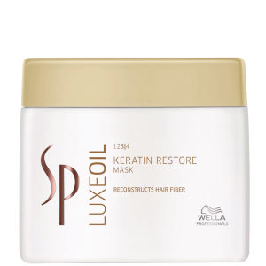 Wella Professionals Care SP LuxeOil Keratin Restore Hair Mask 400ml
