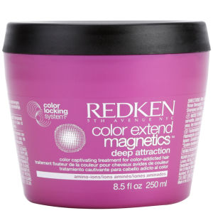 Mascarilla protección de color Redken Color Extend Magnetic (250ml)