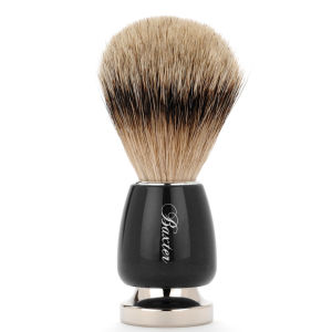 Baxter of California Shaving Brush Super-Badger Hair – Dachshaar-Rasierpinsel