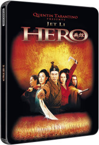 Hero - Zavvi Exclusive Limited Edition Steelbook (Ultra Limited Print Run) (UK EDITION)