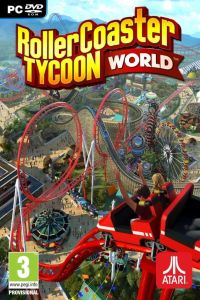Rollercoaster Tycoon World Early Access Version