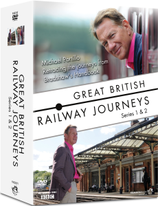 Great British Railway Journeys 1 and 2