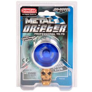 Duncan Metal Drifter Yo-Yo - Silver/Blue