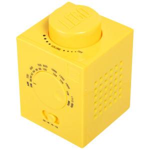 LEGO AM/FM Radio - Yellow