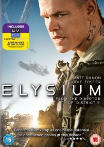 Elysium (Includes UltraViolet Copy)