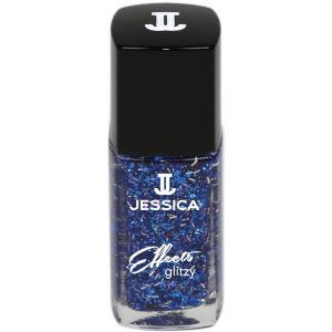 Jessica Nails Glitzy Effects Glitters Varnish - Razzle Dazzle