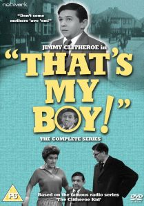 Jimmy Clitheroe: That's My Boy
