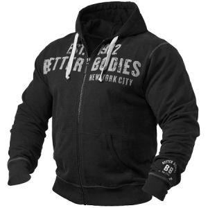 Better Bodies Graphic Hoodie - Black