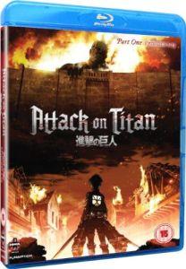 Attack on Titan - Part 1 (Episodes 01-13)