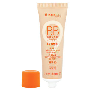 Rimmel Wake Me Up Radiance BB Cream (ulike nyanser)