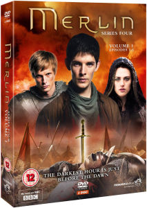 Merlin - Series 4 Volume 1