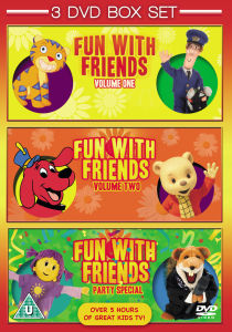 Fun with Friends - Volumes 1-3 (30 Episodes)