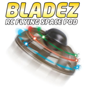 Bladez Radio Control Flying UFO Toy