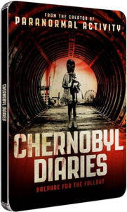 Chernobyl Diaries Limited Edition Steelbook (UK EDITION)