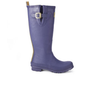 Joules Women's Field Wellies - Navy