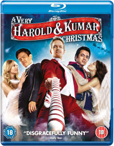 Very Harold and Kumar Xmas