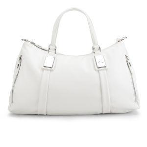 Calvin Klein Izzy Large Duffle - White