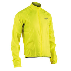 Northwave Jet Nylon Ripstop Jacket - Yellow