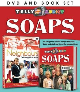 Telly Addict: Soaps (Bevat Book)