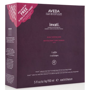 Aveda Invati Scalp Revitalizer Trio Pack 3 x 150ml
