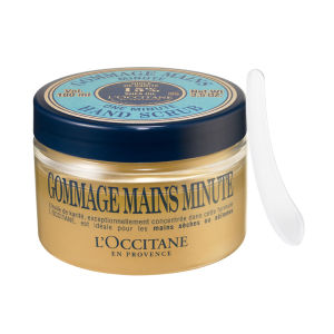 L'Occitane One Minute Hand Scrub (100ml)
