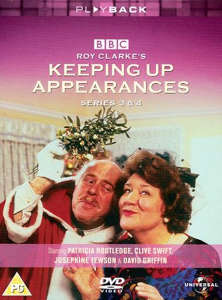 Keeping Up Appearances - Series 3 & 4