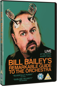 Bill Baileys Remarkable Guide To Orchestra