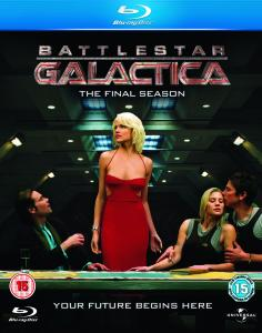 Battlestar Galactica Series Final Seizoen