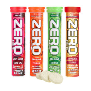 High5 Sports Zero Active Hydration Tablets - Tube of 20