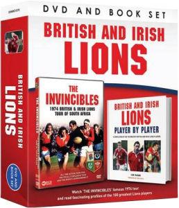 British and Irish Lions (Includes Book)