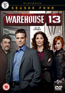 Warehouse 13 - Seizoen 4
