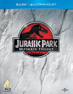 Parque Jurásico Trilogía (copia UltraViolet incl.)
