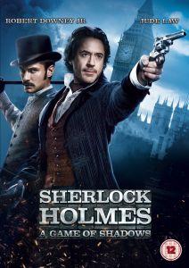 Sherlock Holmes 2: A Game of Shadows