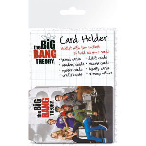 Porte-Cartes Salle de Classe - The Big Bang Theory