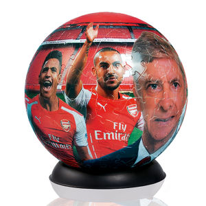 Paul Lamond Games 3D Puzzle Ball Arsenal