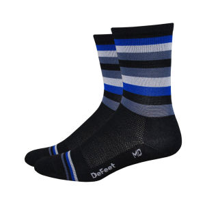 Defeet Aireator Hi Top Brutus Cycling Socks
