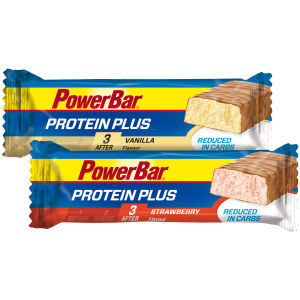 PowerBar Sports ProteinPlus Low Carb Bar - Box of 30