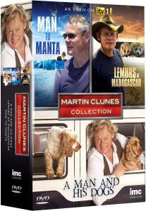 Martin Clunes Box Set